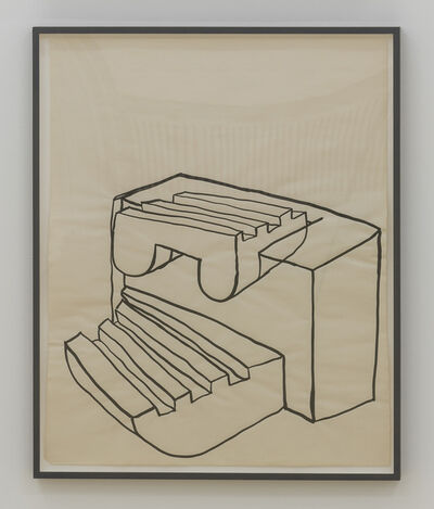 Jen Aitken, 'Untitled Drawing no.36', 2013