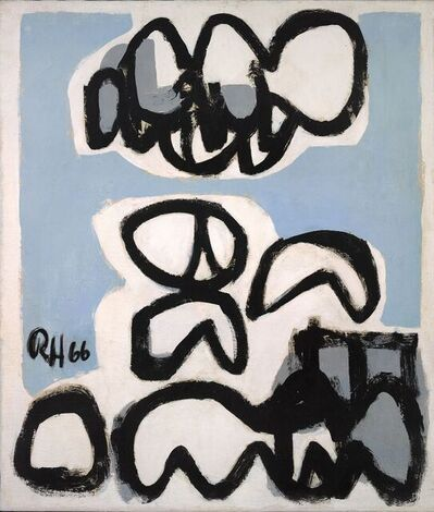 Raymond Hendler, 'Cain and Able', 1966