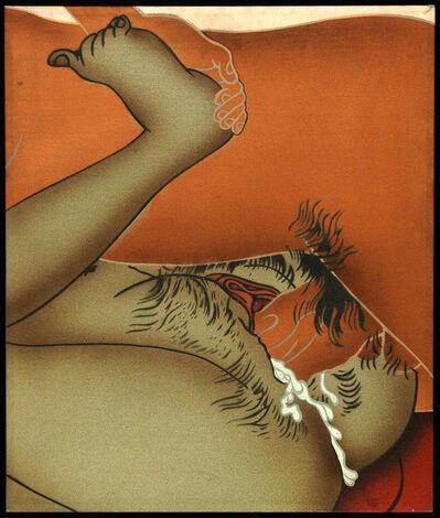 Larry Rivers, 'Erotic Japanese Detail', 1975