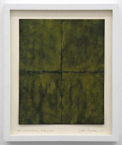 Birgir Andrésson, 'Off-colouring 6030 G70Y', 2002