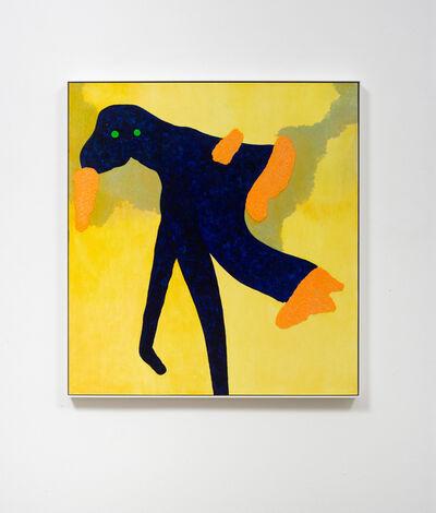 Lui Shtini, 'Night Owl', 2020