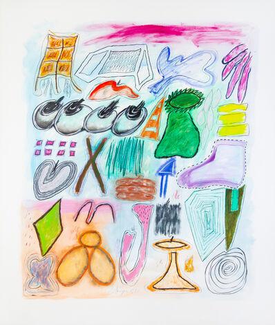 Ida Kohlmeyer, 'Composite #5', 1990