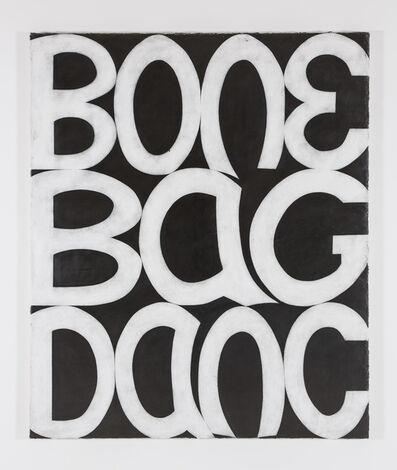 Allan Graham, 'BONE BAG DANC(E)', 2013