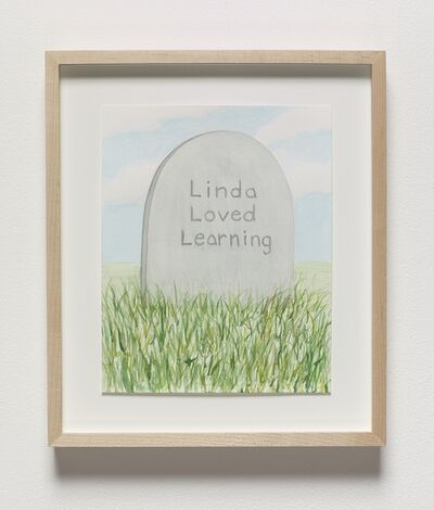 Mathew Cerletty, 'Linda Loved Learning', 2013
