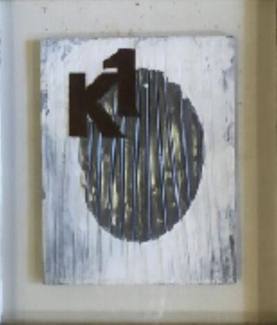 Umberto Mariani, 'K1', 1991