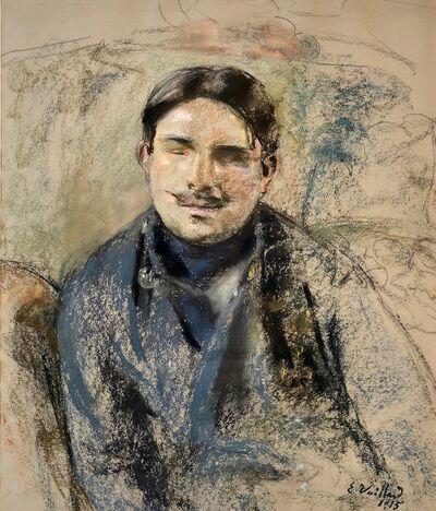 Édouard Vuillard, 'Buste de Lucien Grandjean, aveugle de guerre', 1915