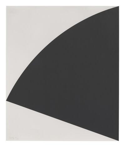 Ellsworth Kelly, 'Black Curve', 1993