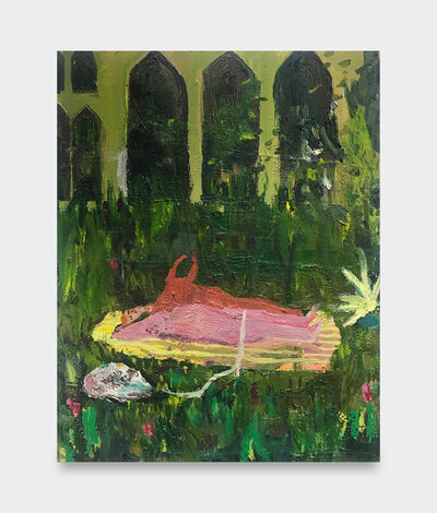 Grace Metzler, 'Church', 2018