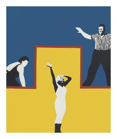 Rosalyn Drexler, 'The Winner', 1965