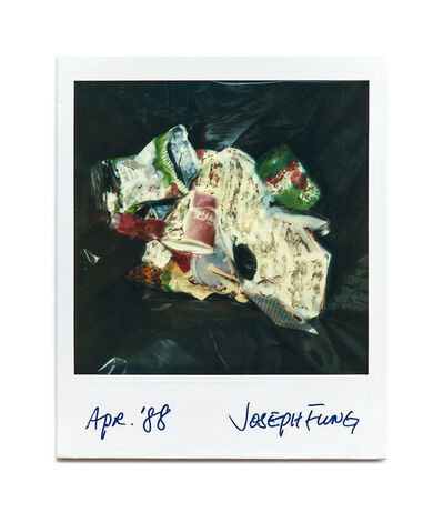 Joseph Fung, 'Garbage Bin', 1988