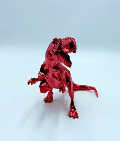 Richard Orlinski, 'T-Rex Spirit (Red Edition)', 2020