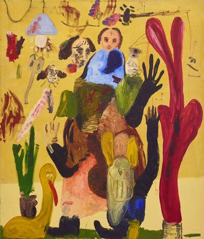 Janes Haid-Schmallenberg, 'Vögel scheuchen', 2019