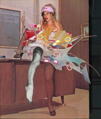 Madeleine Berkhemer, 'Mandy's Teaching', 2003
