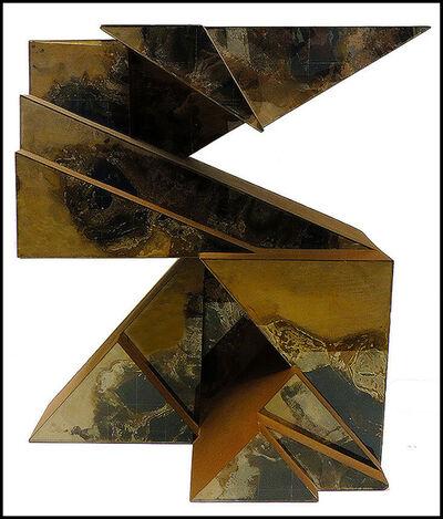 Laddie John Dill, 'Sliding Staircase', 1985