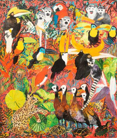 Hunt Slonem, 'Untitled ', 1985