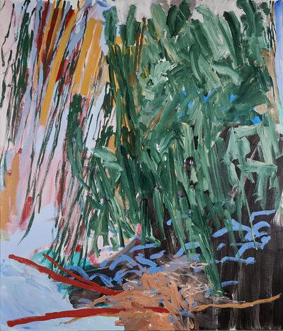 Martha Diamond, 'Untitled', 1973
