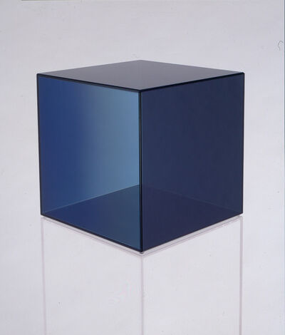 Larry Bell, 'Cube 4', 2008