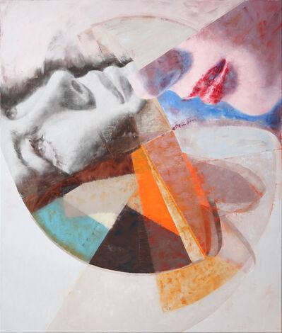 Pawel Ksiazek, 'Composition 04 (Veronica Lake)', 2017