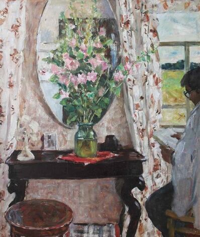 Boris Mikhaylovich Lavrenko, 'In the Home of Sergei Volodin', 1970-1971