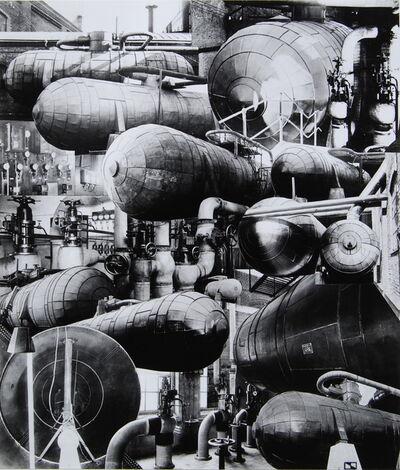 Cesar Domela, 'Ruths-Speicher, photomontage', 1928