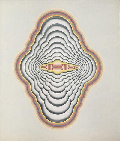Kim Tschang Yeul, 'Composition', 1970