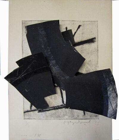Oleg Kudryashov, 'Construction, Plate 541', 1983