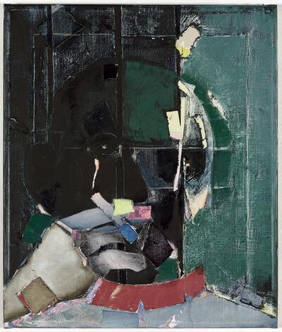 Magnus Plessen, 'Untitled (smoking)', 2015