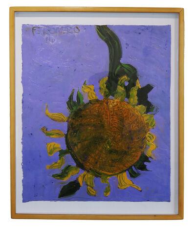 Frank Romero, 'Sunflower', 2016