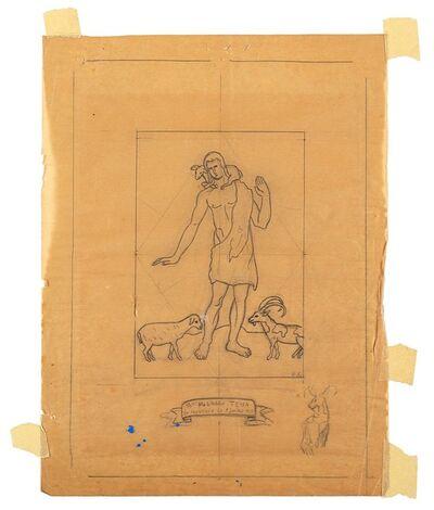 Gino Severini, 'A M. L'Abbé Tena', 1925
