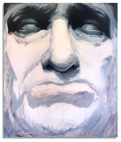 Tanner Goldbeck, 'Blue Man', ca. 2007