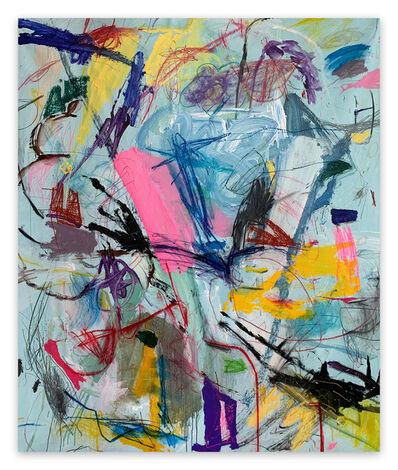 Yevhen Lisniak, 'Untitled21E (Abstract painting)', 2021