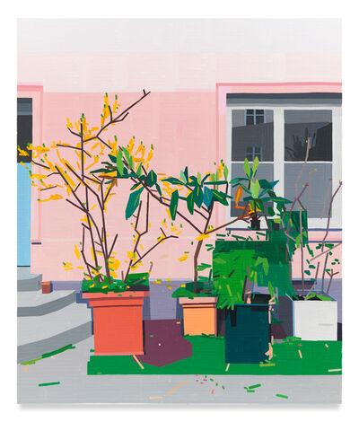 Guy Yanai, 'Courtyard', 2020
