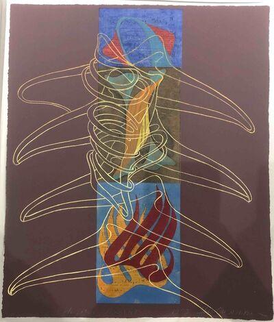 Steven Sorman, 'oh, i'm (lxxvii)', 1999