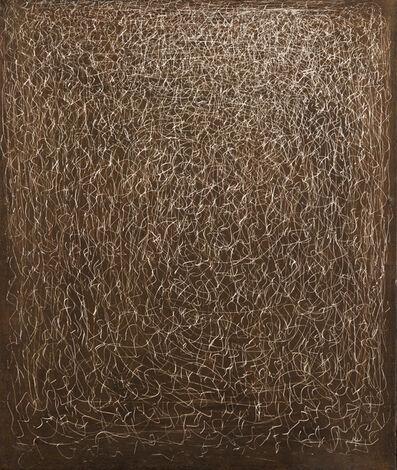 Mario Deluigi, 'Grattage GS 25', 1961