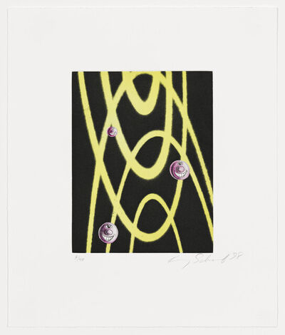 Kenny Scharf, 'Orbiting', 1998