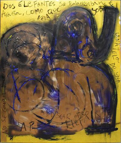 Domingo Zapata, 'Elefante 2', 2014