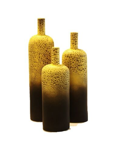 Graham Ambrose, 'Gold Lace Long-Bottle', 2019