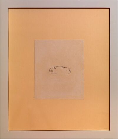 Robert Therrien, 'No title (Squiggle)', 2000
