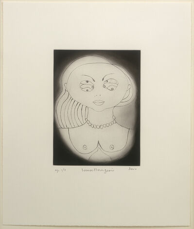 Louise Bourgeois, 'Untitled (Insomnia)', 2000