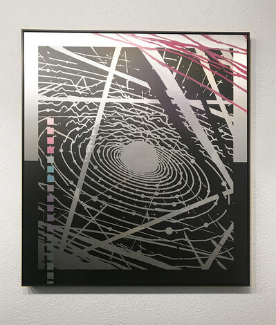 Javier Ortega, 'Gravita', 2019