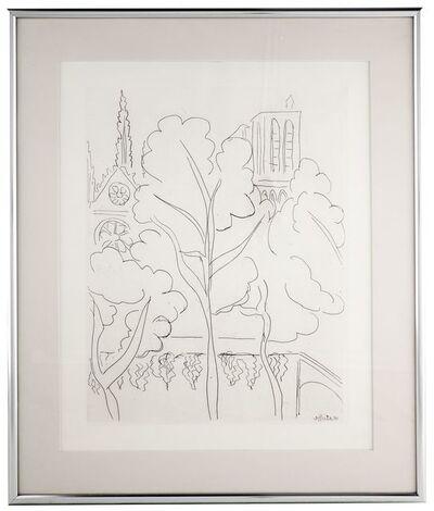 Henri Matisse, 'La Cite-Notre-Dame', 1937