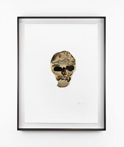 Kate Gottgens, 'Vanitas II (Skull with Renaissance teeth)', 2020