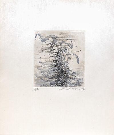 Zao Wou-Ki 趙無極, 'Untitled', 1962