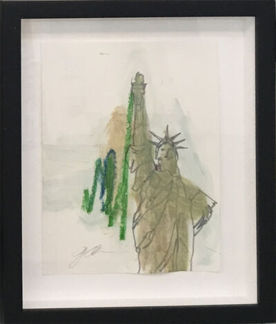 Michael Gorman, 'Statue of Liberty', 2017