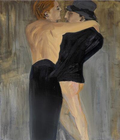 Claudia Baez, 'Brassaï – One Suit For Two, Bal Magic City, 1931', 2019