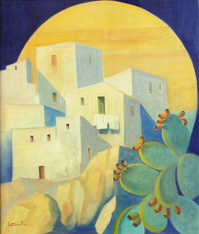 Luigi Fioretti, 'Paesaggio siciliano', 2002