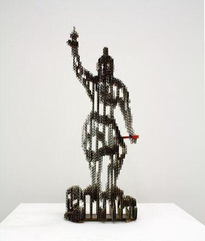 Yuji Honbori, 'Tamon-ten (Four Heavenly Kings)', 2013