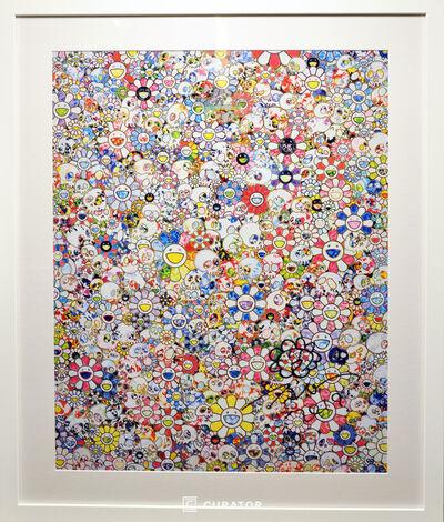 Takashi Murakami, 'MURAKAMI vs MURAKAMI Limited Edition Poster (White)', 2019