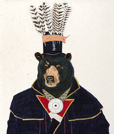 Scott Kelley (b. 1963), 'Bear'