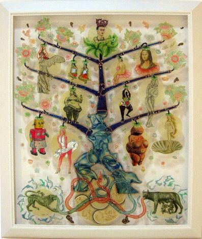 Chusak Srikwan, 'Nareepol Tree', 2011